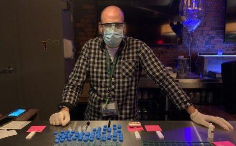 اولین سایت آزمایش سریع COVID-19 نوا اسکوشیا در کلوپ شبانه هالیفاکس ظاهر می شود